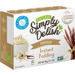 Simply DelishInstant Pudding & Pie Filling - Vanilla