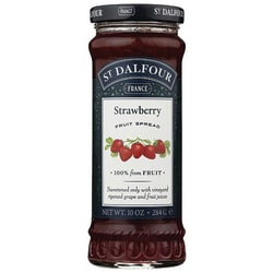 St. Dalfour Fruit Spread 100% Natural Strawberry