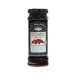 St. Dalfour Fruit Spread 100% Natural Red Raspberry