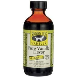 Singing Dog VanillaPure Vanilla Flavor - Alcohol Free