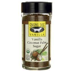 Singing Dog VanillaVanilla Coconut Palm Sugar