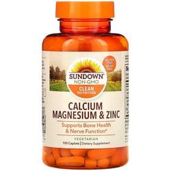 Sundown NaturalsCalcium Magnesium and Zinc