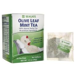 SeagateOlive Leaf Mint Tea