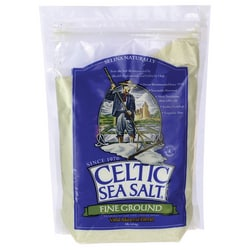 Selina NaturallyCeltic Sea Salt Fine Ground