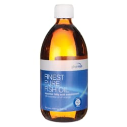 PharmaxFinest Pure Fish Oil with Essential Oil of Orange