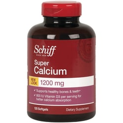 Schiff Super Calcium 1200 mg
