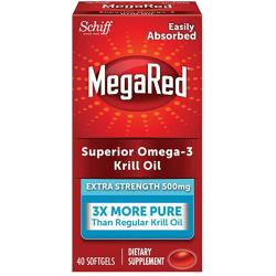 SchiffMegaRed Extra Strength