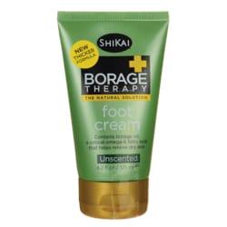 ShiKai Borage Therapy Foot Cream - Unscented