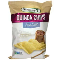 Simply 7Quinoa Chips - Sea Salt