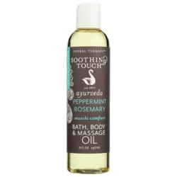 Soothing TouchBath, Body and Massage Oil - Muscle Comfort