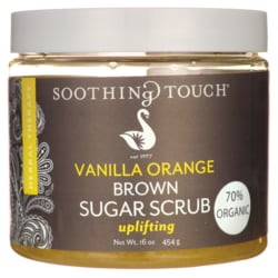 Soothing TouchVanilla Orange Brown Sugar Scrub