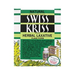 Swiss KrissHerbal Laxative Flakes