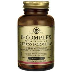 SolgarB-Complex with Vitamin C Stress Formula
