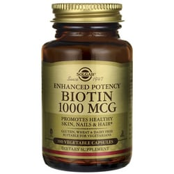 Solgar Enhanced Potency Biotin