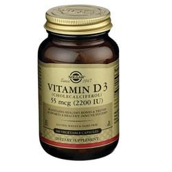 SolgarVitamin D3 (Cholecalciferol) 2200 IU