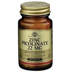 SolgarZinc Picolinate
