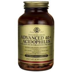 SolgarAdvanced 40+ Acidophilus