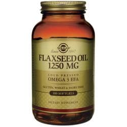 SolgarFlaxseed Oil