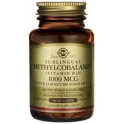 SolgarSublingual Methylcobalamin
