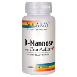 SolarayD-Mannose with CranActin