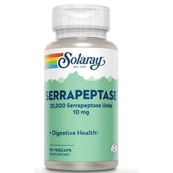 Solaray Serrapeptase