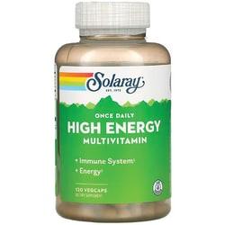 Solaray Once Daily High Energy