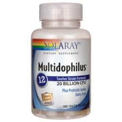 Solaray Multidophilus 12  20 billion