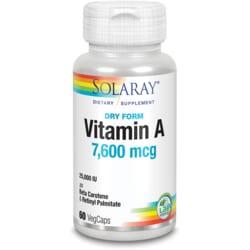Solaray Vitamin Dry A