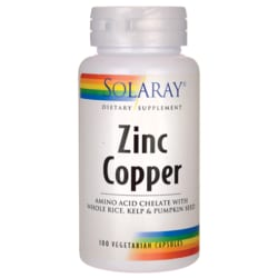 SolarayZinc Copper