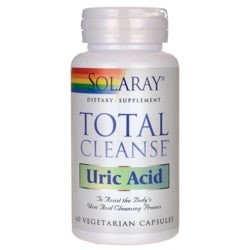 Solaray Total Cleanse Uric Acid