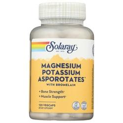 Solaray Magnesium and Potassium Asporotates