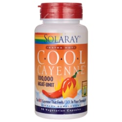 SolarayCool Cayenne Extra Hot