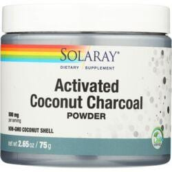SolarayActivated Coconut Charcoal