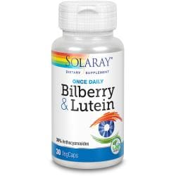 SolarayBilberry & Lutein One Daily
