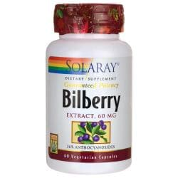 SolarayBilberry Extract