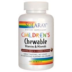 SolarayChildren's Chewable - Black Cherry