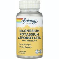 SolarayMagnesium Potassium Asporotates with Bromelain