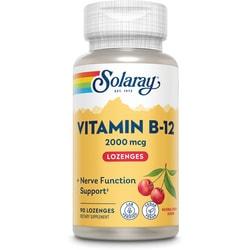SolarayVitamin B-12 - Cherry