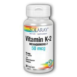 SolarayVitamin K-2 Menaquinone-7