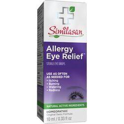 SimilasanAllergy Eye Relief
