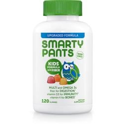 Smarty PantsKids Complete + Fiber + Multi + Omega 3s + Vitamin D3