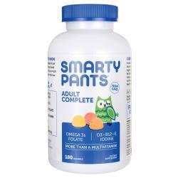 Smarty PantsAdult Complete Multi + Omega 3 + Vitamin D