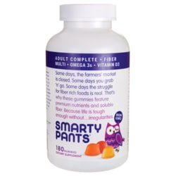 Smarty PantsWeight Management Complete Multi + Omega 3 + Vitamin D
