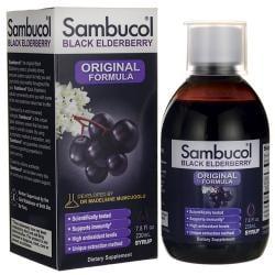 SambucolBlack Elderberry Original Formula Syrup