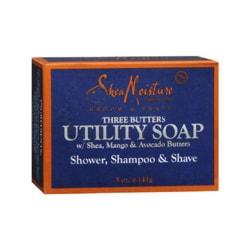 SheaMoistureThree Butters Utility Soap