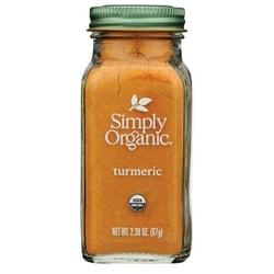 Simply OrganicTurmeric