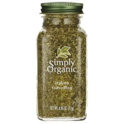 Simply OrganicItalian Seasoning