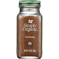 Simply OrganicGround Nutmeg