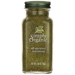 Simply OrganicAll-Purpose Seasoning