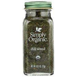 Simply OrganicDill Weed